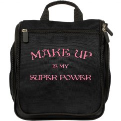 Make up is my super power