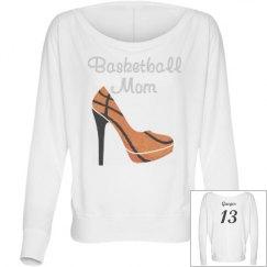 Bling Basketball Mom