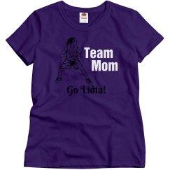Team Basketball Mother