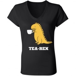 Tea Rex T-Rex