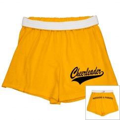 Cheerleading Flyer Shorts