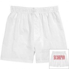 SCORPIO - Boxers
