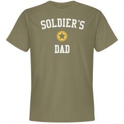 Soldier's dad