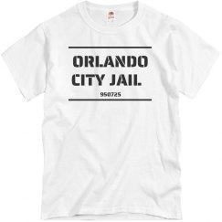 Orlando city jail