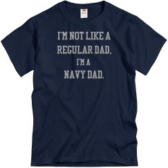 I'm a navy dad