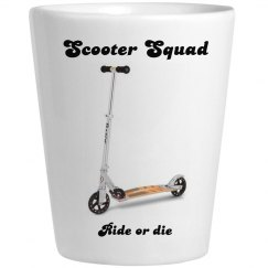OG Scoots shot glass