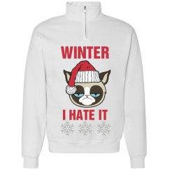 A Grumpy Cat Winter