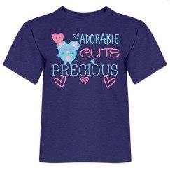 Cute Girls Shirt