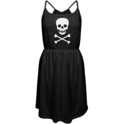 Black Pirate Dress