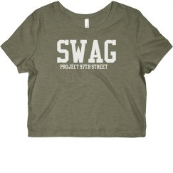 SWAG Crop Top