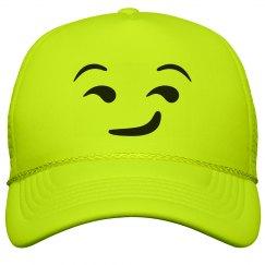 Emoji Suggestive Hat