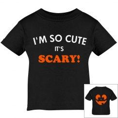 Cute & Scary Jack O' Lantern