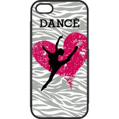Dance iPhone 5 Cover