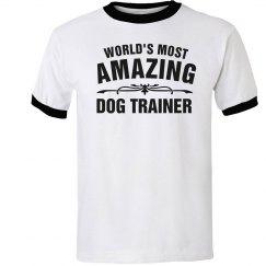 Most amazing Dog Trainer