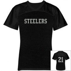 costumized football jersey
