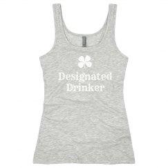 St. Patrick Irish Drinker