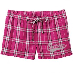 Pj cheerleader shorts