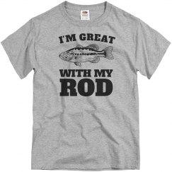 Funny Fishing T-Shirts