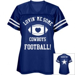 Cowboys Women Jersey