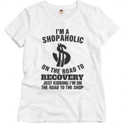 I'm a Shopaholic