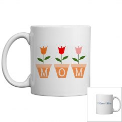 Personalized Mom Mug