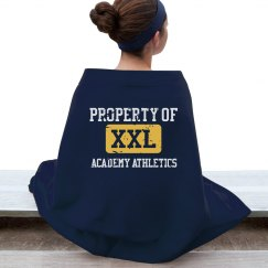 Property of Academy Blanket