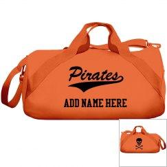 Pirates Cheer Bag- Customize
