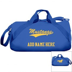 Mustangs Cheer Bag- Customize