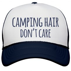 Don't Care, Camping Hair Hat