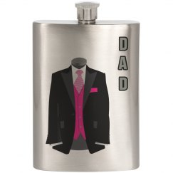 Elegant Dad Talboy Flask