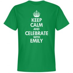 Keep Calm SoftStyle Green