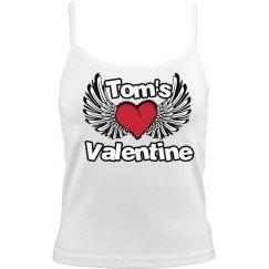 Tom's Valentine Cami
