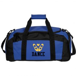 Ballet Dance Shoes Duffle Bag