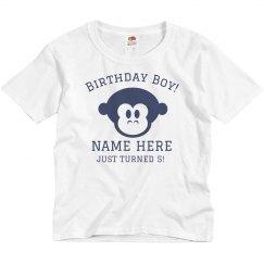 Birthday Boy Hippo
