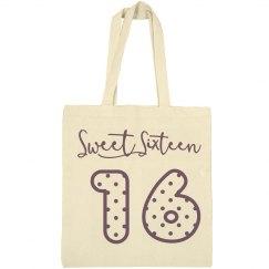 Sweet 16 Tote