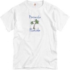 Pensacola Florida.