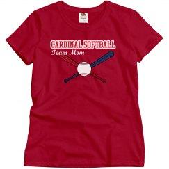 Cardinal Softball Team
