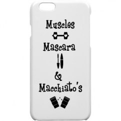 Muscle Mascara Macchiato Phone