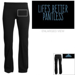 Life better pantless