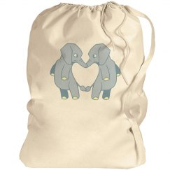 Elephant Heart Bag