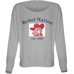 Rebel Nation Sweatshirt