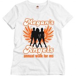 Megan's Angels MS Walk