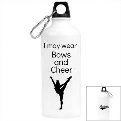 cheer water bottle