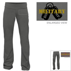 Military Sweetheart-pants