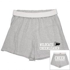 Wildcats Cheerleader
