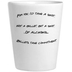 I would take a shot