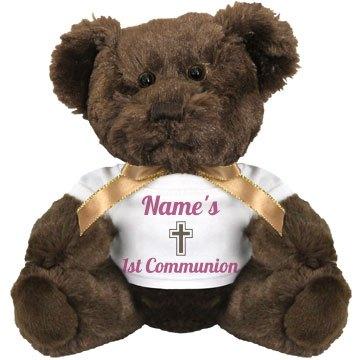 1st Communion Bear