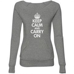 Keep Calm Carry Onward
