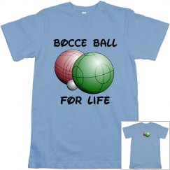 BOCCE BALL FOR LIFE