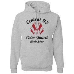 Central HS Color Guard